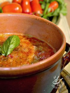 Tomato and potato soup Best Soup Recipes, Chowder Recipes, Best Dinner Recipes, Vegetarian Recipes, Cooking Recipes, Healthy Recipes, Italian Soup, Italian Recipes, Beef Tagine
