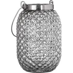 I pinned this Ariane Lantern I in Silver from the Texturally Speaking event at Joss and Main!