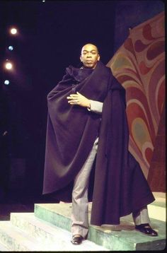 "Geoffrey Holder was a Trinidadian-American actor, choreographer, director, dancer, painter, costume designer, singer and voice-over artist. Holder was the two time Tony Award winning director and costume designer of The Wiz in 1974.  Also known for his role as ""Punjab"" in the 1982 film ""Annie""."