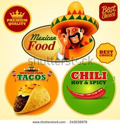 taco stand illustration - AOL Image Search Results