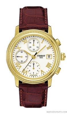 Bridgeport Men's White Automatic Classic Dress Watch TS0617 ..This is a nice match with my Office Wear !!