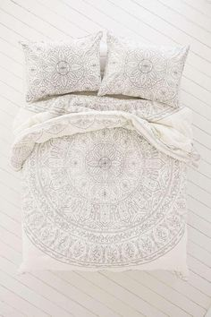 Plum & Bow Soukay Delicate Comforter - Urban Outfitters from Urban Outfitters. Shop more products from Urban Outfitters on Wanelo.