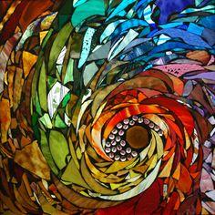 Galerie De Mosaïques De Verre Par Seba   Glass Mosaics Gallery By Seba  Mosaik, Glasmalerei