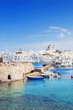 10 Beautiful Greek Islands (that aren't Santorini or Mykonos. If you're looking for a little extra inspo for your summer vacay, here are 10 stunningly beautiful islands which will make your heart skip a beat with their achingly lovely landscapes, beaches and towns. From lush Corfu to pretty Paros, unique Milos to secluded Folegandros. The hard part is deciding which one to visit. #greece #greekislands #islands #travel #europe