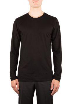 TRACE |MERINOWOOL LANGARM | Funktion Schnitt #merino #merinowool #longsleeve #tshirt #shirt #mensstyle #menswear #fashion #mensfshion #business #look #funktionschnitt #casual #basic #black