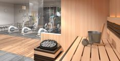 Traditional & Infrared Saunas by Finnleo - Pure Sauna Sauna Health Benefits, Indoor Sauna, Portable Sauna, Traditional Saunas, Sauna Heater, Open Basement, Finnish Sauna, Stainless Steel Tanks, Steam Boiler