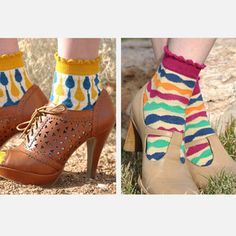 Anklet Socks Set Of 2 now featured on Fab.