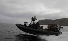 Navy SEALs assigned to a west coast based SEAL Team and Special Warfare Combatant-craft Crewmen (SWCC) from Naval Special Warfare Boat Team. #americasnavy #usnavy navy.com