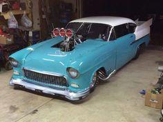 1955 Chevy.