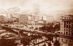 O Viaduto do Chá foi o primeiro viaduto criado em São Paulo. Ele foi inaugurado em 6 de novembro de 1892