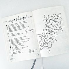 Was flipping through my January pages and found these unfinished flowers. I kind of like them without all the detail!!! What do you think? . . . . #bujo #bujoaddict #bujojunkies #bujolove #bujoinspo #bujocommunity #bulletjournal #bulletjournaljunkies #bulletjournalcommunity #bulletjournaling #bulletjournalcollection #bulletjournaladdict #bulletjournallove #bulletjournals #journal #journaladdict #planner #planneraddict #plannercommunity #journaling #planwithme #showmeyourplanner…