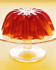 This gelatin salad, made with cranberry juice and fresh orange sections, is just as easy to prepare as the boxed flavored gelatin mixes, and tastes so much better. To arrange the fruit in the gelatin, wait until it is partially set.