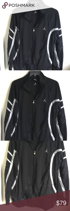 9d9df41a46d3 Air Jordan Nike Full Zip Jacket XL Classic Jumpman Pockets Retro Hard to  Find GUC - comes from smoke free home Jordan Jackets   Coats Performance  Jackets
