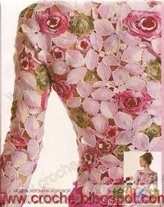 croche croche: roupas femininas