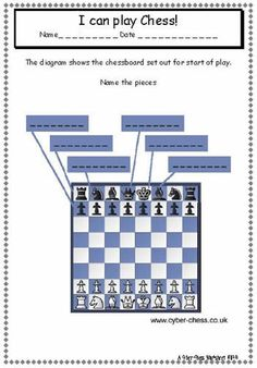 Cyber-chess Beginner's Level: a chess tutorial site designed for children (and the young in mind) who want to learn how to play chess Tutorial Sites, How To Play Chess, Community Library, Chess Players, Chess Sets, Chess Pieces, Site Design, Pagan, Schools