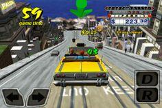 Crazy Taxi para iPhone y iPad gratuito por tiempo limitado