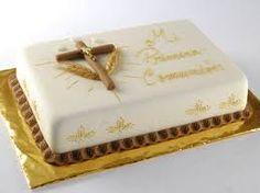 torta de primera comunion -
