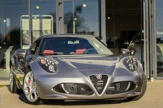 Alfa Romeo 4C