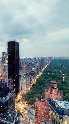 Central Park West (Upper West Side), New York City