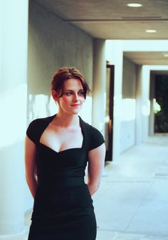 Kristen Stewart    I love it when actors/actresses look casual but classy, and not hot messes.