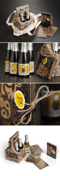 Корпоративный подарок YellowDog, Package © АндрейГорковенко