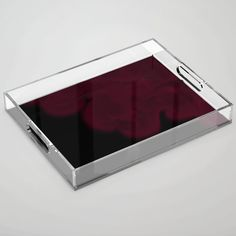 In the Dark Acrylic Tray by laec The Darkest, Color Pop, Tray, Store, Colour Pop, Storage, Business, Shop, Board