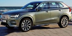2018 Volvo is the second generation of the SUV. The new car will get a new Volvo styling. Release date in early Mid Size Suv, Volvo Xc60, Volvo Cars, Cars And Motorcycles, Cool Cars, Jeep, Transportation, Vehicles, Auto Design