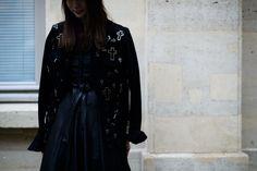 Le 21ème / After Christian Dada | Paris  // #Fashion, #FashionBlog, #FashionBlogger, #Ootd, #OutfitOfTheDay, #StreetStyle, #Style