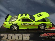 Action Collectibles 1:24 Scale Die-Cast Dale Earnhardt #14 True Value 1988 Chevy Camaro IROC Xtreme