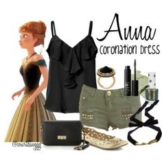 Anna Coronation