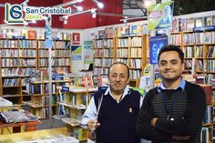 Con el mejor servicio en la Feria Internacional del Libro #2017 #Lima #SanCristobalLibros #Vendedores #Vendedor #Excelencia #Ofertas #FILLima2017