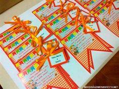 Veja 100 modelos de decoração de festa junina. São muitas fotos e vídeos para você arrasar na decoração da sua festa aproveitando materiais.