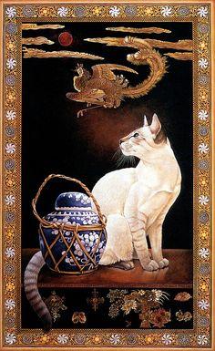 На сегодняшний день Лесли Энн Ивори является одним из самых полюбившихся и знаменитых кошачьих художников, чьи портреты стали украшением во многих домах и…