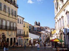 Felipe, o pequeno viajante: Bahia