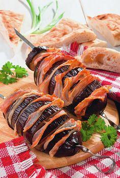 На открытом огне: 12 ярких блюд из овощей Ratatouille, Japchae, Grilling, Bbq, Easy Meals, Soup, Keto, Snacks, Dishes