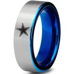 Dinosaur Bone Tungsten ring it says its a wedding ring but I