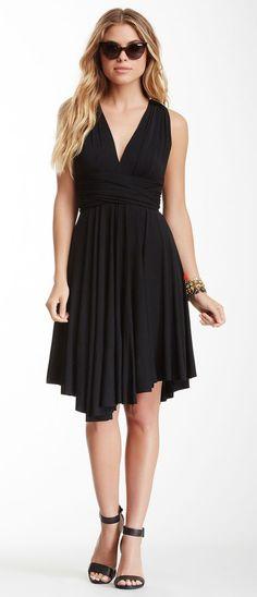 Eight Way Short Infinity Dress - love the back! @scrapwedo