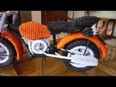 motorcycle craft ideas 3d origami on 3d origami origami and modular 2513