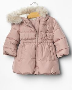 Baby Gap puff jacket | love this one for our Snow trip.