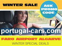 We deliver Portugal Car Hire cars to airports or accommodation