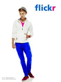 What If Guys Dressed Like Social Networks - Flickr  #ViktorijaPashuta #SocialNetwork #dress #Flickr #fashion #photography