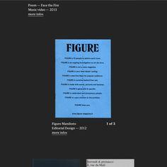 Fonts Used: Academica #Typewolf Typography Inspiration