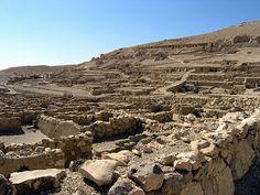 Deir el-Medina workmens village