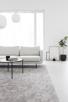 Uusi upea matto olohuoneessa | Design Wash
