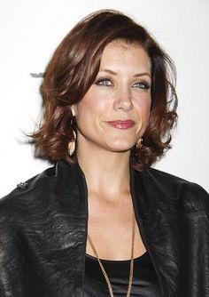 Kate Walsh Medium Length Layered Hair Style