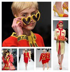 Bob Esponja, el nuevo icono de la moda.