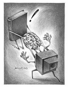Illustrations that show the harsh reality of our world – OddMeNot Meaningful Drawings, Meaningful Pictures, Mind Reading Tricks, Reading Tips, Pictures With Deep Meaning, People Come And Go, Go For It Quotes, Art Drawings Sketches, Drawing Art