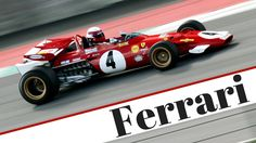1970 Ferrari F1 312 B ex Clay Regazzoni - Flat-12 engine, Pure Sound!