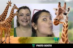 Check out my photo from a  Zoo photo booth. #Zoo