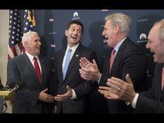 229 Republicans Vote to Hide Trump's Tax Returns - YouTube
